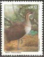 Brésil - 1995 - Tinamou Solitaire - YT 2230 Oblitéré - Oiseaux