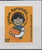 BRAZIL, 2016, MNH,BOOKS ,  YOUNG APPRENTICE,1v - Jobs