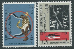 1971 SOMALIA RAZZISMO MNH ** - P20-9 - Somalia (1960-...)