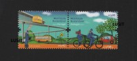 PORTUGAL 2015 SUSTAINABLE MOBILITY Bike Bicycle Sugway Bus Car Train ELECTRICITÉ VOITURES BUS VELO VELOS BIKES VÉLOS - 1910 - ... Repubblica