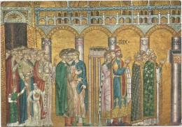R2490 Venezia - Basilica Di San Marco - Rinvenimento Del Corpo Del Santo - Mosaico Mosaic Mosaique / Non Viaggiata - Venezia (Venice)
