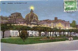 GENEVE - Le Kursaal La Nuit - GE Ginevra