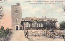 EISERNES THOR - SCHUTZHAUS Mit 14 M Hohem Aussichtstum Am Hohen Lindkogel, Karte Gel.1906 - Baden Bei Wien