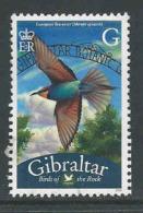 Gibraltar, Yv  Jaar 2008,  Vogels, Gestempeld, Zie Scan - Gibraltar