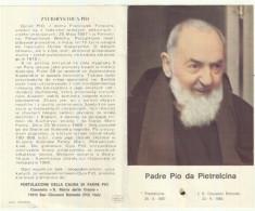 RELIQUIA /  SAN PIO DA PIETRALCINA _ EX INDUMENTIS - Religión & Esoterismo