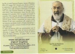 RELIQUIA /  SAN PIO DA PIETRALCINA _ EX INDUMENTIS - Religion & Esotericism
