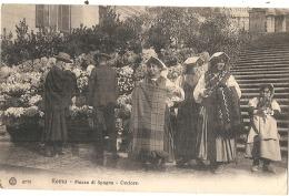 ROMA  Piazza Di Spania Ciociare  Stamped 1919 Excellent état/perfecto - Roma