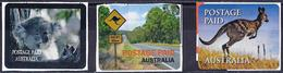 Australia 2011 - Postage Paid ( Mi Xxx - YT Xxx ) - Interi Postali