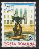 1990 - Foir Inter. Du Timbre  Mi No 4611 Et Yv No 3877 MNH - 1948-.... Republiken