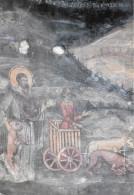 OHRID - St Naum - Freskou - Macédoine