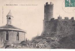 G , Cp , 42 , MARCILLY-le-PAVÉ , Château Ste-Anne (Intérieur) - Frankrijk