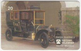 BRASIL B-862 Magnetic Telebras - Traffic, Historic Car - Used - Brésil