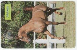 BRASIL B-889 Magnetic Telefonica - Animal, Horse - Used - Brésil