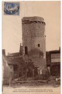 GANNAT ( Allier ) - Vieille Tour Du XVe Siècle - 1929 - Autres Communes