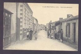 LOIRE ATLANTIQUE 44 LES MOUTIERS Rue De La Bernerie - Les Moutiers-en-Retz