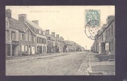 MANCHE 50 SARTILLY La Grande Rue - France