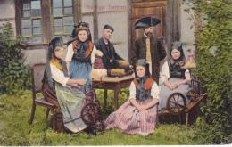 16 / 8 / 347  -  THÜRINGER  TRACTEN   -  GROUPE - Allemagne