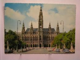 Vienne - Hotel De Ville - Wien
