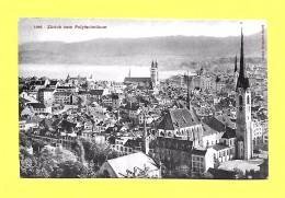 CPA Zürich Vom Polytechnikum TOP - ZH Zurich
