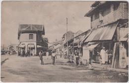 AK - Sri Lanca - Ceylon - Colombo - Reclaimation - Road Corner - 1920 - Sri Lanka (Ceylon)