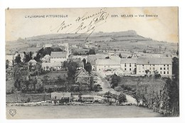GELLES  (cpa 63)  Vue Générale - L'Auvergne Pittoresque -   - L 1 - Other Municipalities