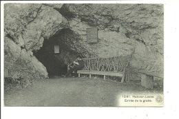 Han Sur Lesse Entrée De La Grotte - Rochefort