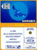 Télécarte Publique 1990 F135Ba Mat, De 120u SC5an7 Utilisée TTB - 1990