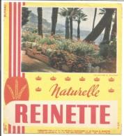 BUVARD BISCOTTES REINETTE - COLLECTION G. TRUFFAUT - Blotters