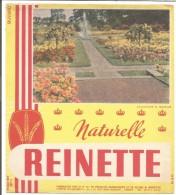 BUVARD BISCOTTES REINETTE - ROSES COLLECTION G. TRUFFAUT - Blotters
