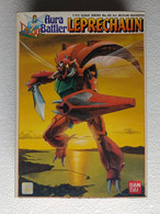 Dunbine : Aura Battler Leprechaun   1/72    ( Bandai ) - SF & Robots