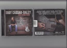 Troy Cassar-Daley - Freedom Ride - 6 Golden Guitars 2016 - Original CD - Country & Folk