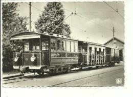 Schepdaal Trammuseum SCHEPDAAL Musée Du Tramway Tram Voiture Royale - Dilbeek