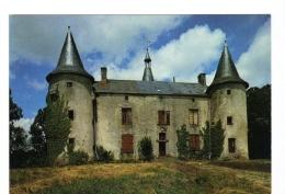CPM De Le Poiré Sur Vie   Le Château De La Métairie XVII ème - Poiré-sur-Vie