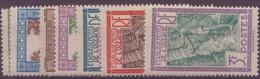 ⭐ Océanie - Taxe - YT N° 10 à 17 ** - Neuf Sans Charnière - 1929 ⭐ - Ungebraucht