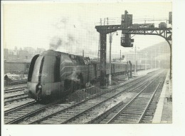 Lille Train Vapeurs Belges Locomotive Type 12 A Lille Vers 1960 - Lille