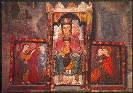 1655 E- ANGOUSTRINE.- Vierge Romane Placée Dans Un Petit Rétable Du Debut Du XIIe. S. .... - Ohne Zuordnung