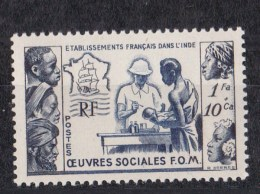 Inde N° 254** - Inde (1892-1954)