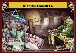 Nelson Mandela NIGER 2016 - Niger (1960-...)