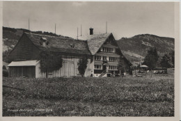 "Bad & Pension Zum ""Frohen Wies"" Bächle Hemberg Toggenburg - Stempel: Bächli (Hemberg) - Foto Gross No. 23488 - SG St. Gall"