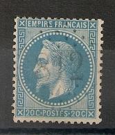 GC 812 CERET Pyrénées Orientales. - 1863-1870 Napoléon III. Laure