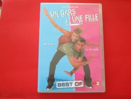 DVD Un Gars /une Fille Best Of - Serie E Programmi TV