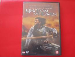 DVD Kingdom Of Heaven - Histoire