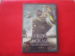 DVD L'ordre Et La Morale - Action, Adventure