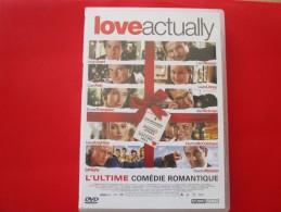 DVD Love Actually - Romantic