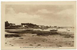 CPA - 56 - Morbihan - Locmariaquer – Le Guilvin à Marrée Basse - Locmariaquer
