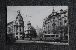 """MADRID - """" EL FENIX """" , Desde La Calle ALACALA. - Madrid"""