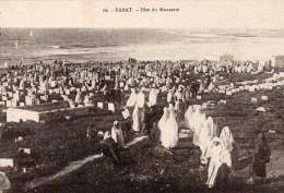 6722. CPA MAROC. RABAT. FETE DU MOUSSEM - Rabat