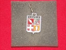 "Insignes Militaire ""Blason - SAVOIE"" -  ""ENGINEER REGIMENT "" - Badges & Ribbons"
