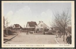 HEUMONT Rue De La Botte Longue Et Champ De Tir (Dion Piacentini) Meurthe & Moselle (54) - France