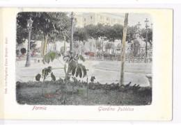 Formia : Giardino Pubblico - Latina
